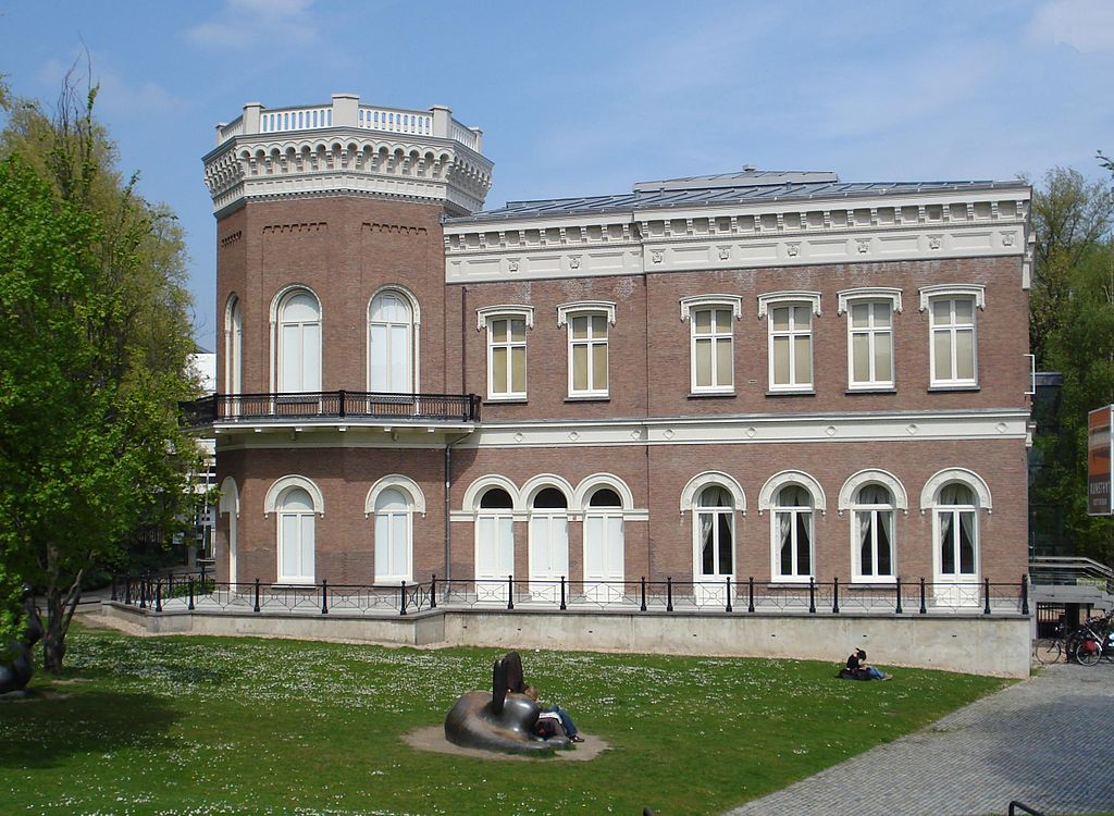 Villa Dijkzicht, tegenwoordig het Natuurhistorisch Museum