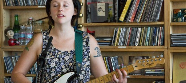Waxahatchee NPR Tiny Desk concert