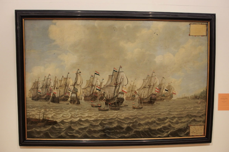 Kunsthal Rotterdam Retourvloot voor Batavia