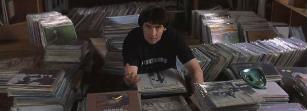 High Fidelity Nick Hornby John Cusack Rob Gordon