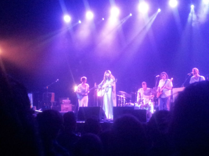 Jenny Lewis Heineken Music Hall The Voyager