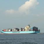 Tweede Maasvlakte containers