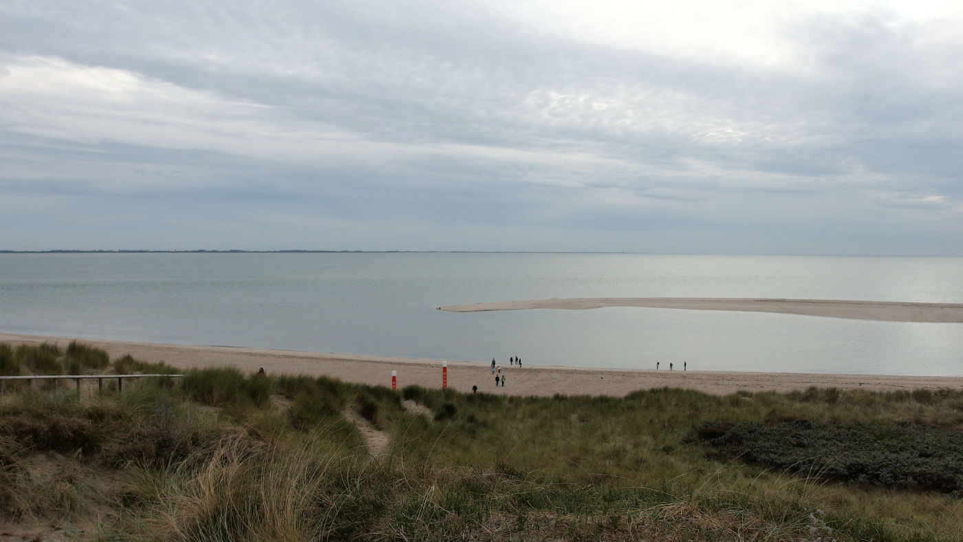 Tweede Maasvlakte strand