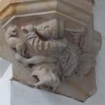 Grote of Sint-Bavokerk Haarlem Hondenslagerskapel