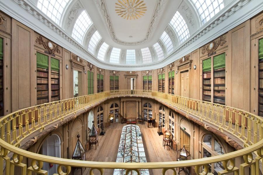 Teylers Museum Haarlem Ovale Zaal