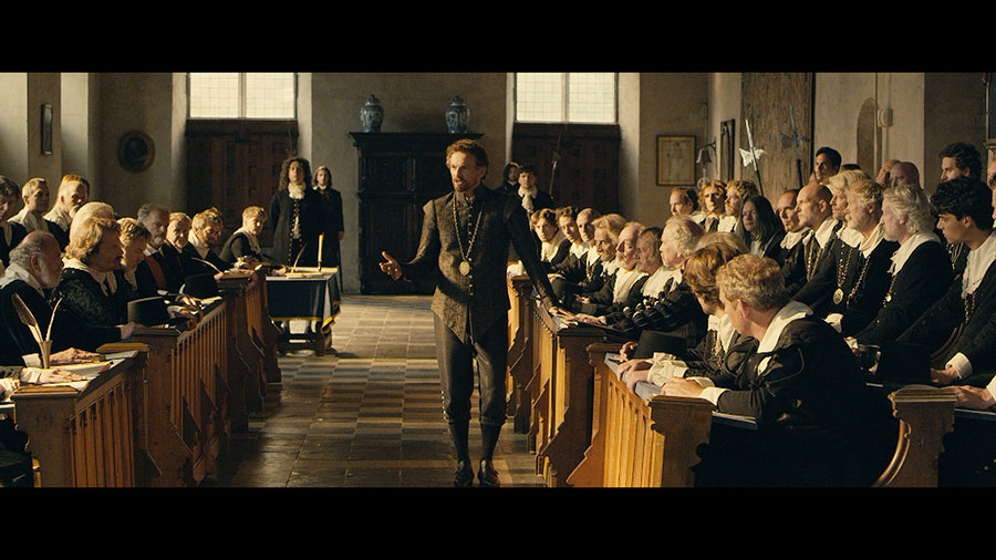 Michiel de Ruyter film Johan de Witt Barry Atsma Staten-Generaal