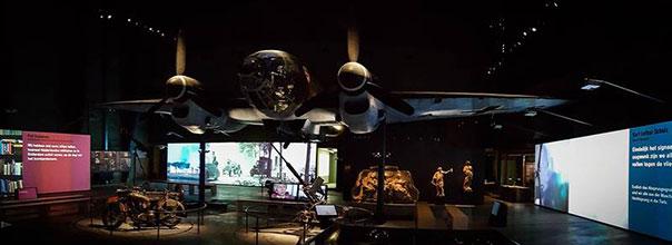 Museum Rotterdam De aanval Heijplaat onderzeebootloods