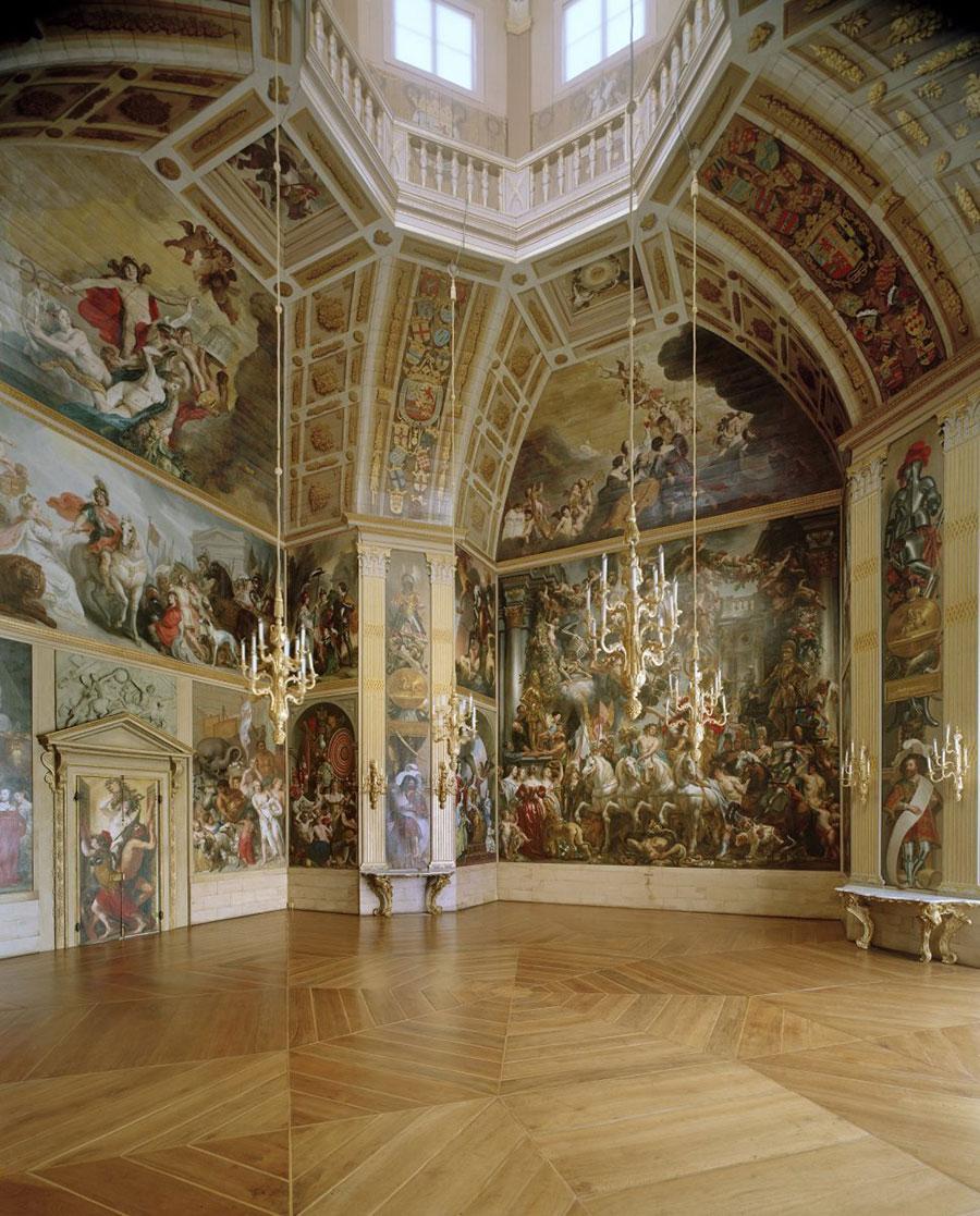 Oranjezaal Paleis Huis ten Bosch oostwand Frederik Hendrik