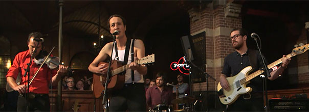 Marlon Williams Motel Mozaïque Arminius 3voor12 sessie