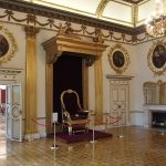 Trinity College Dublin Dublin Castle Throne Room