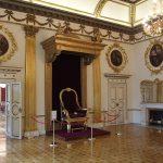 Trinity College Dublin Dublin Castle Throne Room