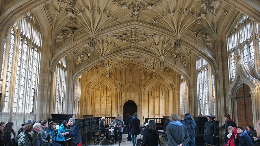 Oxford Divinity School