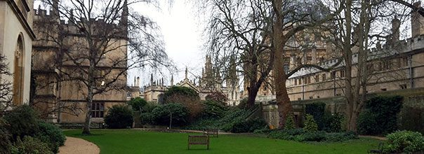 University of Oxford Exeter College