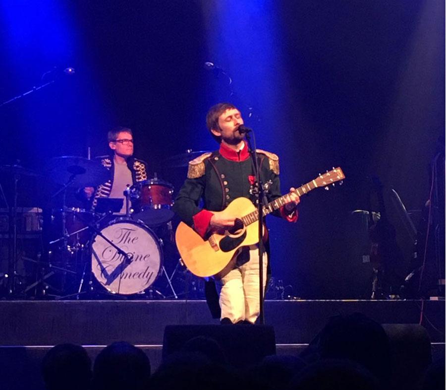 The Divine Comedy Paradiso Amsterdam Neil Hannon