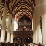 Leipzig Thomaskirche Mendelssohn Paulus