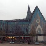 Leipzig universiteit nieuwbouw