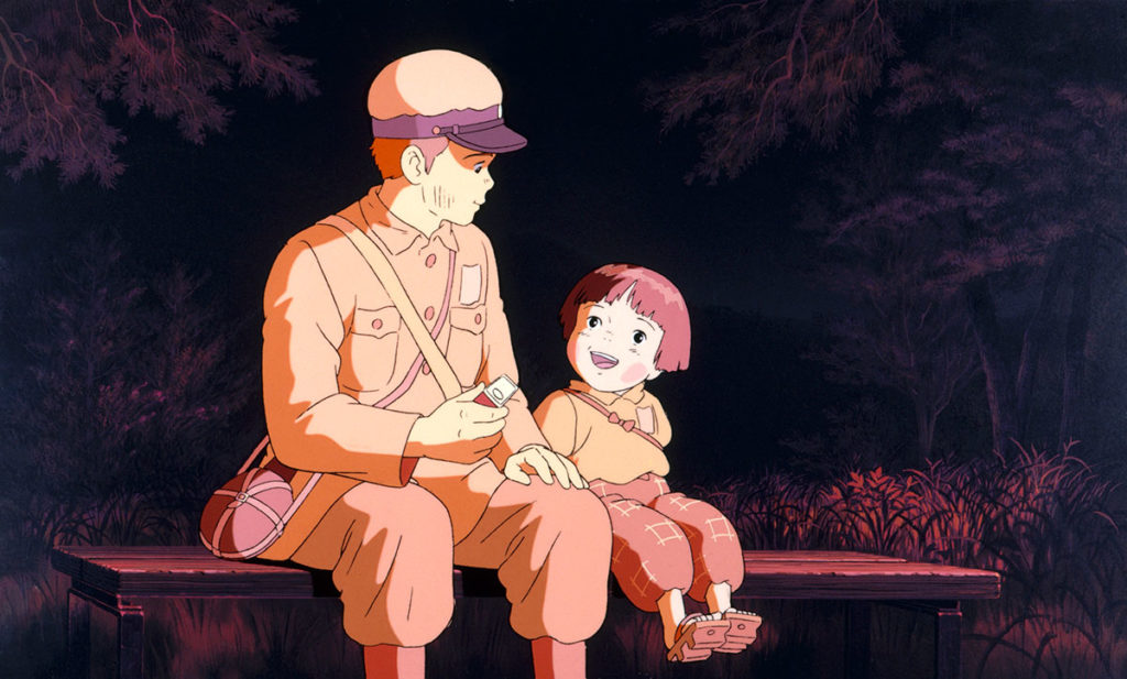 Studio Ghibli Neflix Grave of the Fireflies