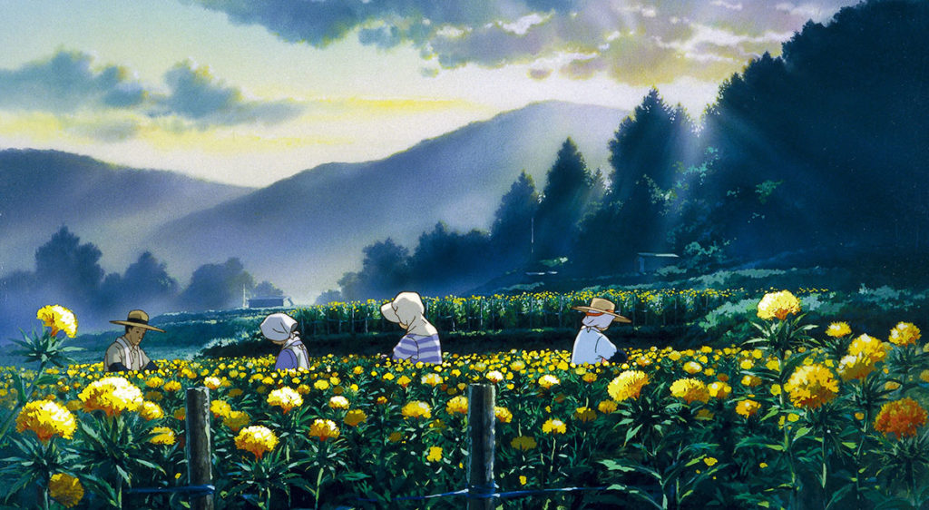 Studio Ghibli Netflix Only Yesterday
