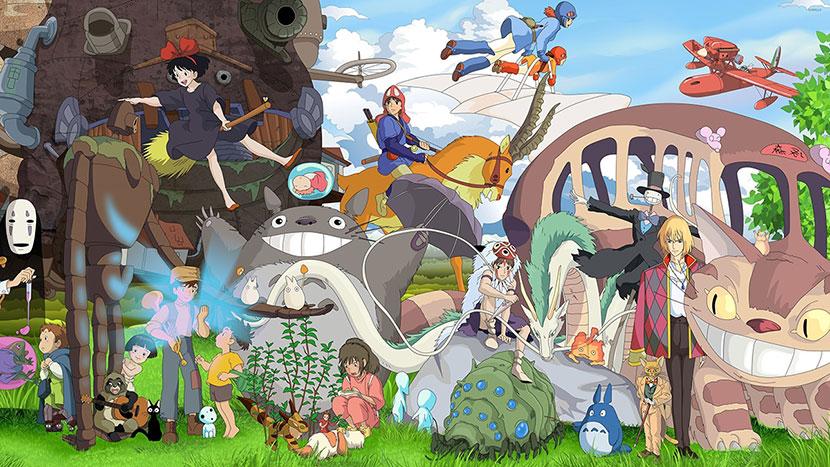 Stufio Ghibli Netflix